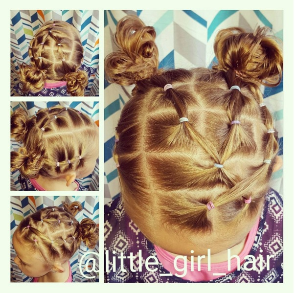 Gorgeous Hairstyle For Little Girls For Special Occasions New Hairstyle Trends