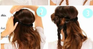 Easy and beautiful simple hairstyle New Hairstyle Trends