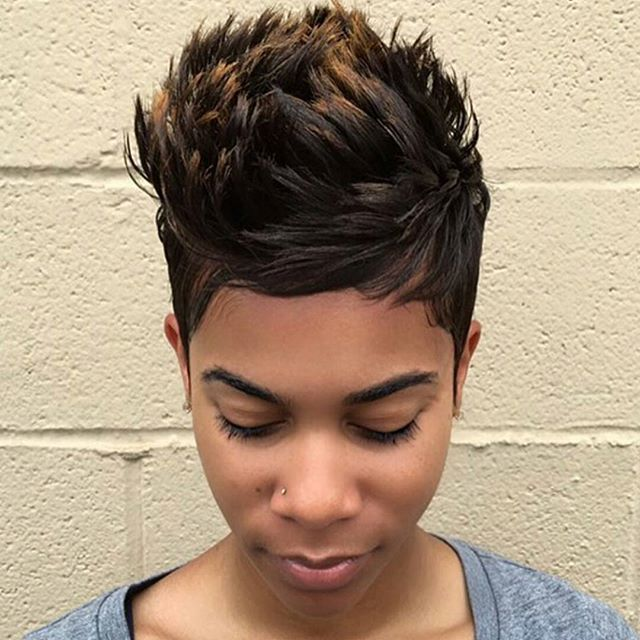 Beautiful Ultra Short Cups: 20 Awesome Models New Hairstyle Trends