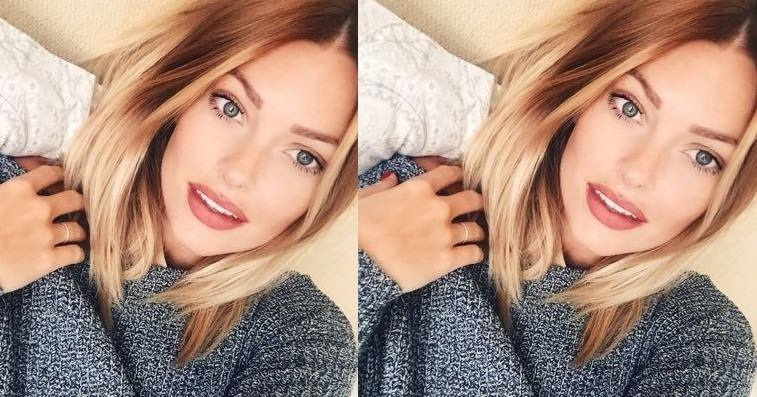 20 Beautiful Shaded Hair on Short Cups New Hairstyle Trends