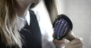 The Magic Brush To Smooth Your Hair In Few Minutes! Hair Styling Tips