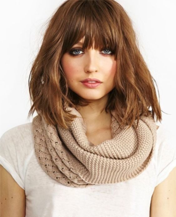 Mid-Length Hair For The New Season, Best Models To Follow Hair Cut Trends