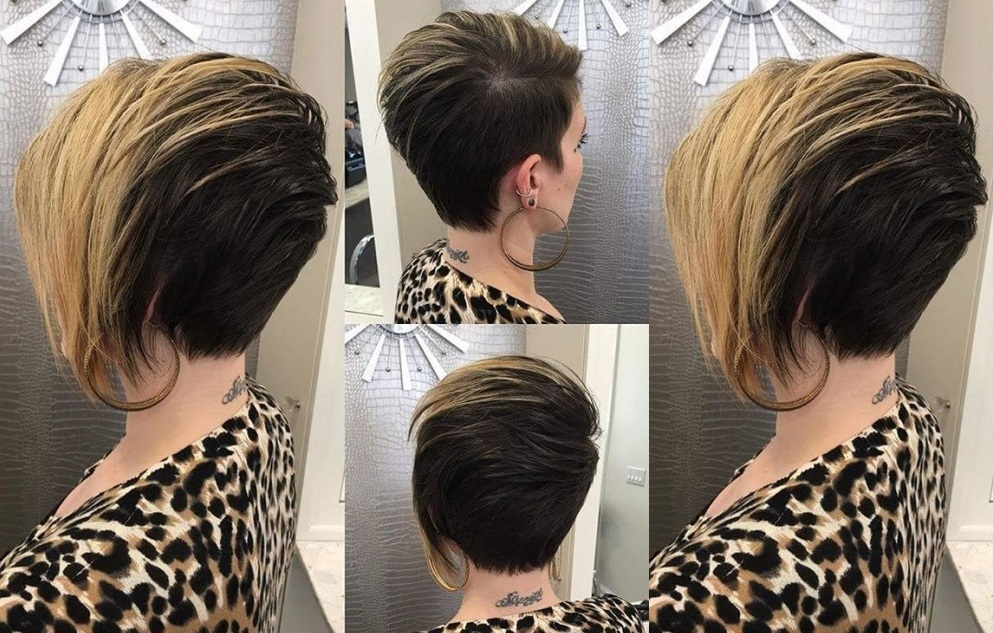 Beautiful Trendy Colors For Short Hair Hair Color Ideas