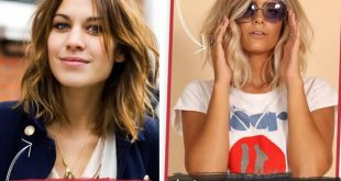 Mid-Length Hair Trend New - 30 Models in Photos Hairdressing Medium Hairstyles