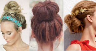 Here are 20 styles of Ultra Fast and Chic Hairstyles for the Weekend! Daily Hairstyles