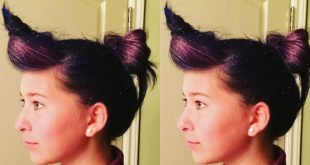 The Hairstyle Trend That Makes The Buzz: Unicorn Hairstyle Hair Styling Tips
