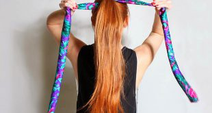Do it yourself hairdressing - 2 easy to do hairdressing ideas Easy Hairstyles