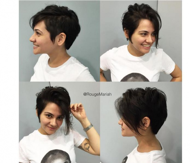 Short Cups Spring Summer New New Hairstyle Trends