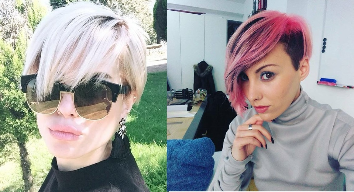 10 short haircuts with bangs that you will certainly want to try Hair Color Ideas