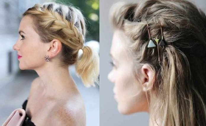 simple and fast hairstyles summer New Fast Simple Hairstyles