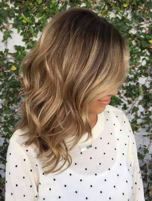60 Blond, Caramel and Brown Scanning Ideas: The Top for Your Inspiration Hair Color Ideas