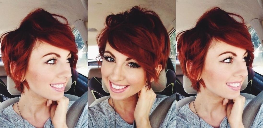 short hair: beautiful short cuts to follow inspire you Hair Cut Trends