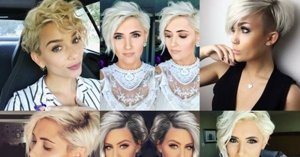 short haircut: 25 super stylish models of short haircuts for women