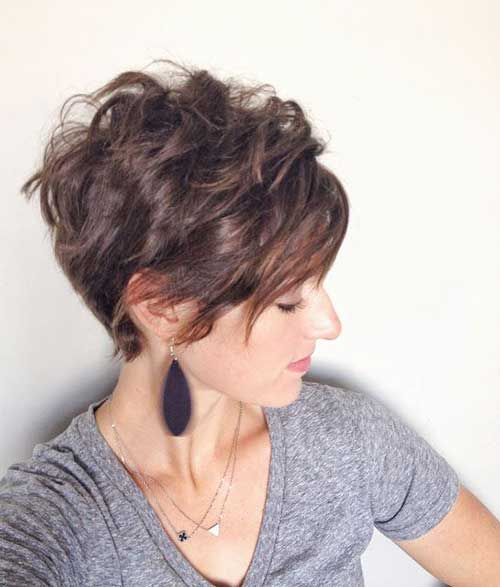 beautiful models to style your short hair! New Hairstyle Trends