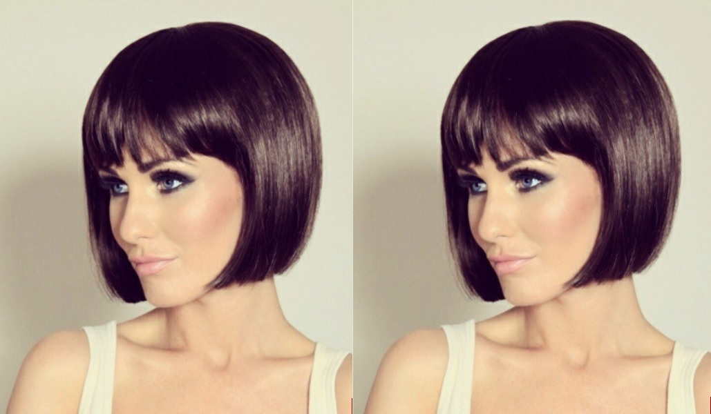 here are 15 models square cuts trend summer New Hair Cut Trends