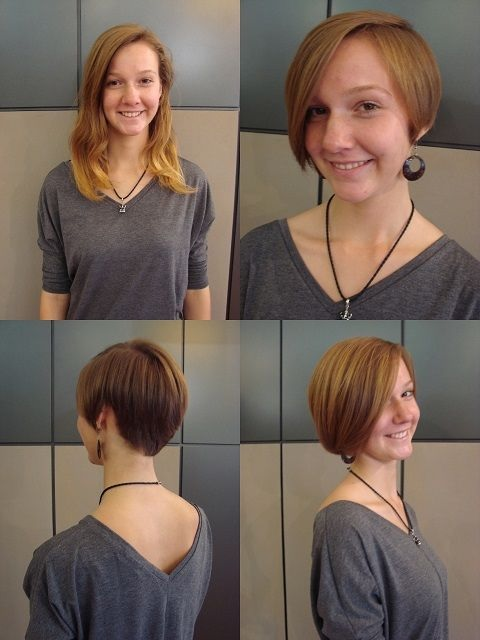 Asymmetric Cups Will Be Big Trend in New Hair Cut Trends