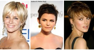 Inspire You From Your Idol: The Best 20 Celebrity Adopted Cups In New New Hairstyle Trends