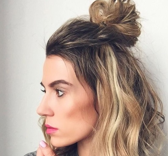 Practical Hairstyles For Every Day That You Should Know Fast Simple Hairstyles