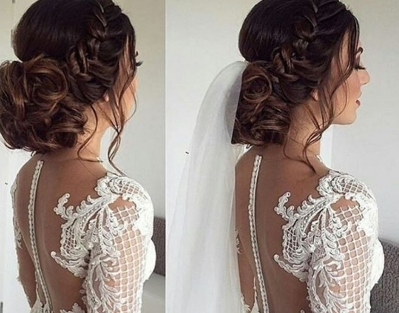 10 simple and chic chignons Updo Hairstyles