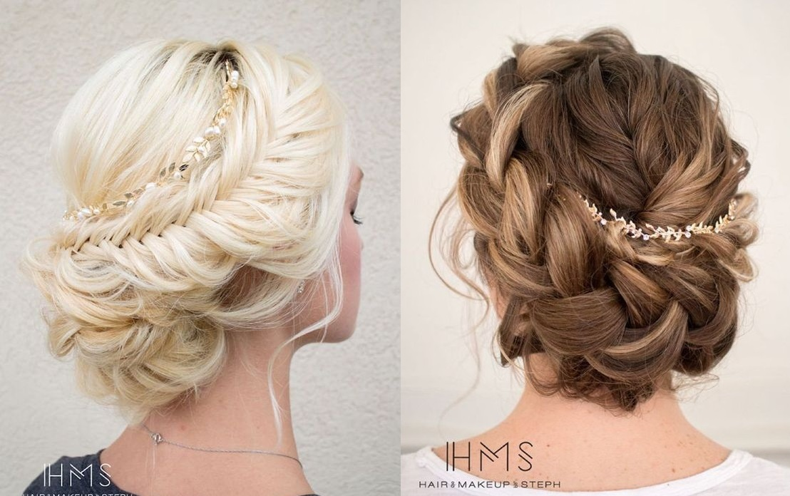 11 Elegant Chignon For Brides New Wedding Hairstyle