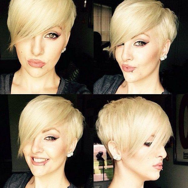 Asymmetrical Short Cups with Fringes: The Hit of the New Season New Hairstyle Trends