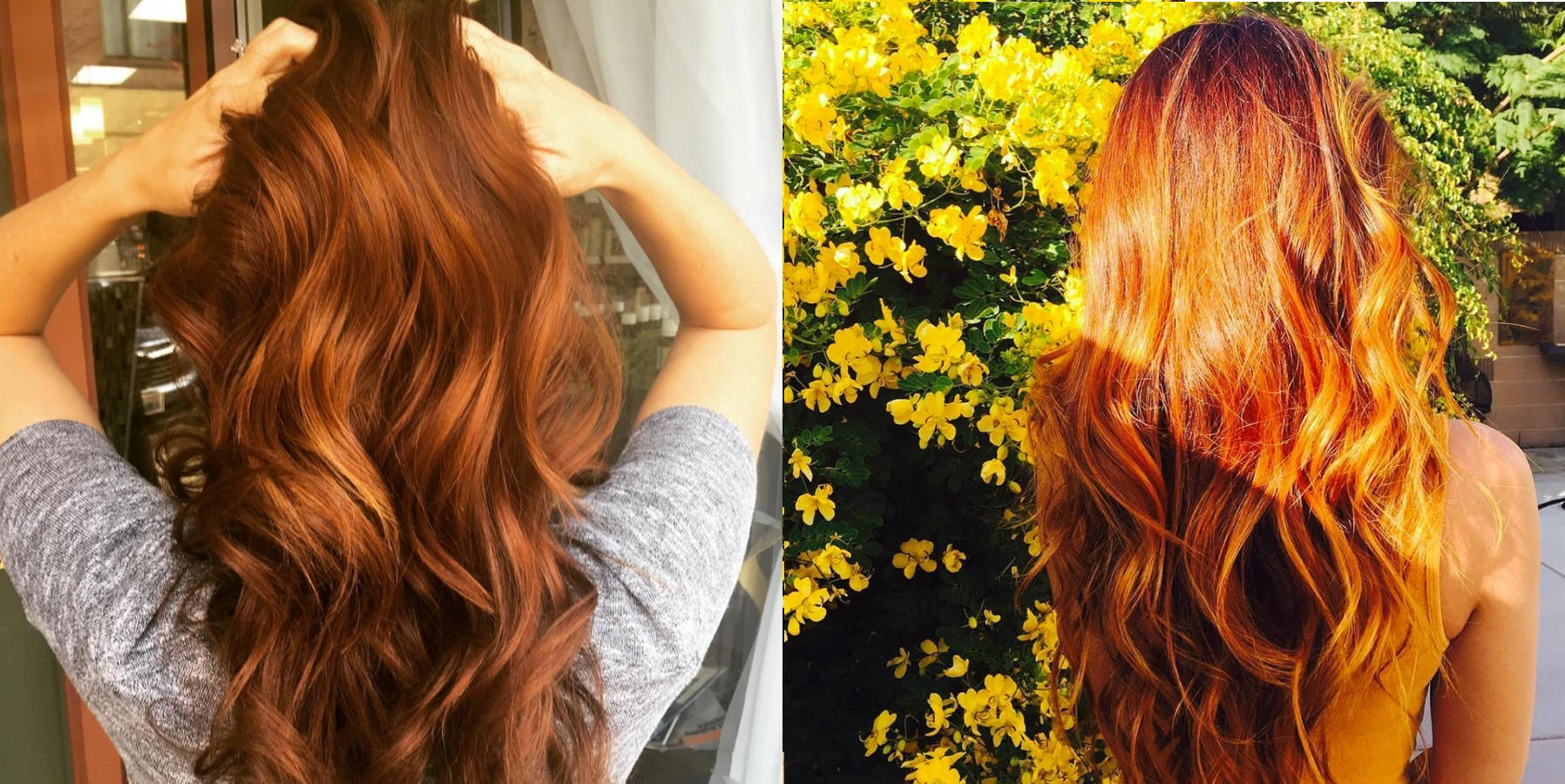 the new redhead trend New: pumpkin spice hair! to try absolutely Hair Color Ideas