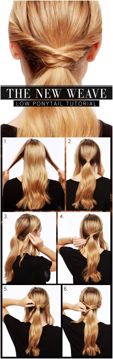 10 Beautiful Tutorials For Long Hair Hairstyles Long Hair