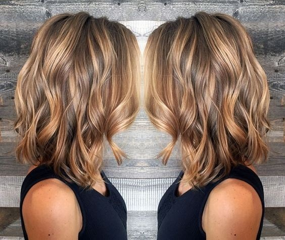 Medium Hair: The most beautiful models for this spring Hairdressing Medium Hairstyles
