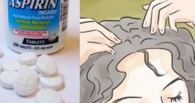 This Woman Rubs Aspirin on Her Hair for Incredible Reason !! Hair Styling Tips