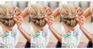 The Top 10 Most Beautiful Wedding Chignons Updo Hairstyles
