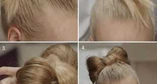 Hairstyle simple and fast summer New - Model hairstyle summer New Hairstyle Trends