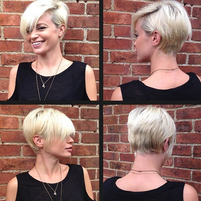 Inspiring Short Cups to Stitch! Hair Cut Trends