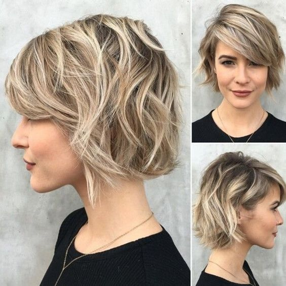Short Cups Trend Summer New - 20 Inspirational Models for You New Hairstyle Trends