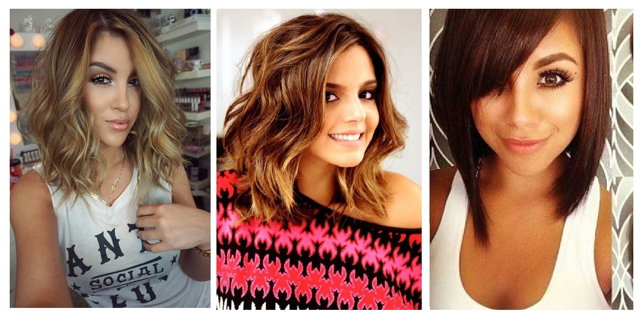 Mid-Length Hair: Impeccable Models to Follow Hairdressing Medium Hairstyles