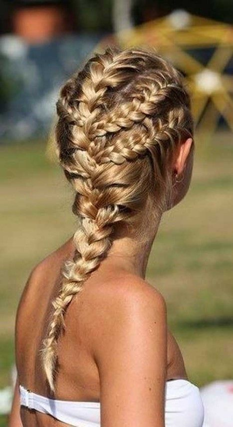 the most beautiful hairstyles Hairdressing