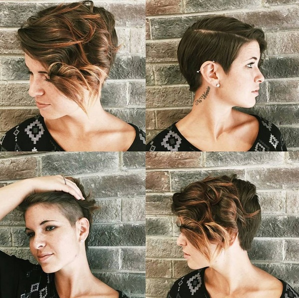Beautiful Colors For Short Hair Trend Summer New Hair Color Ideas