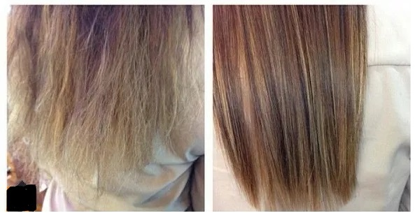 Get Rid Of Split Tips Without Cutting Hair With This 100% Natural Recipe Hair Styling Tips