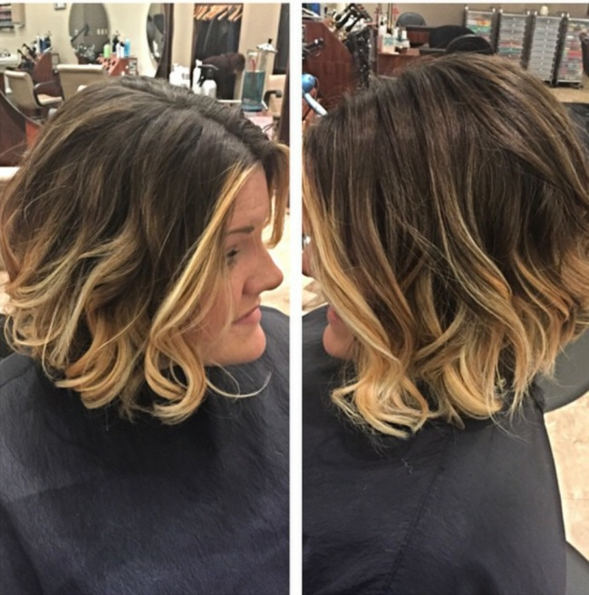 New New Year's Eve Special: 20 Square Cup Templates to Try for the Holidays! Hair Cut Trends