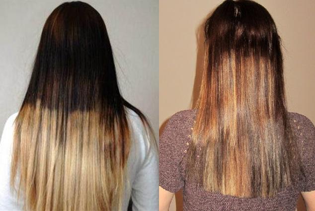 The Worst Fails Sweeping Hair Hair Color Ideas
