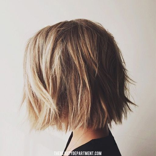 The Most Popular Bob Haircuts - 20 Gorgeous Square To Wear Hair Color Ideas