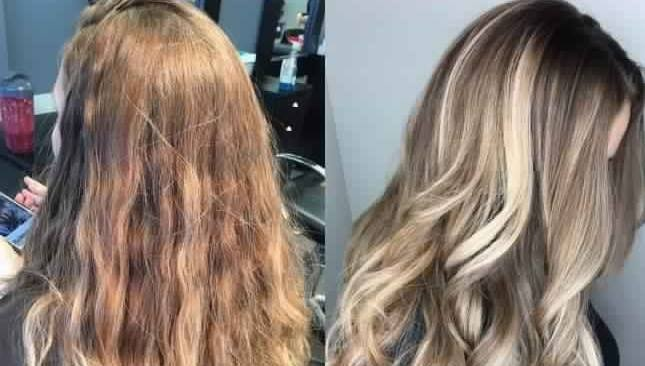 Hairy or Shaded Hair: Here are some pictures before after that will leave you astonished Hair Color Ideas