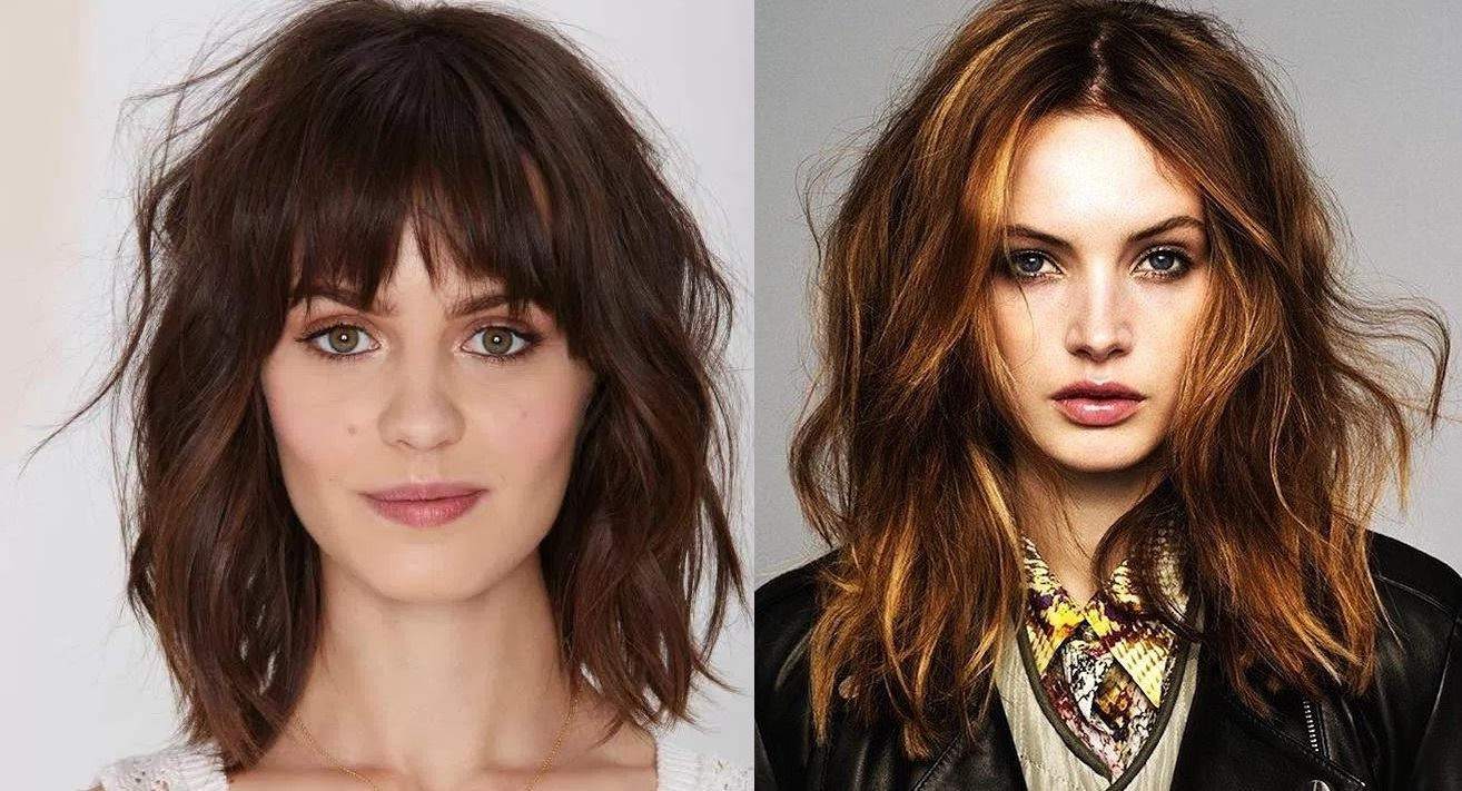 Mi Long Women's Haircut: The latest trends New Hair Cut Trends