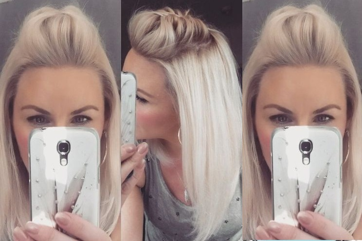 70 Impressive Mid-Length Hair Styles Hair Color Ideas