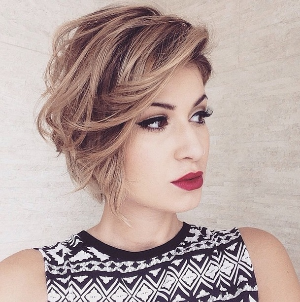 20 Short Cups With Beautiful Inspired Colors Summer New Hair Color Ideas