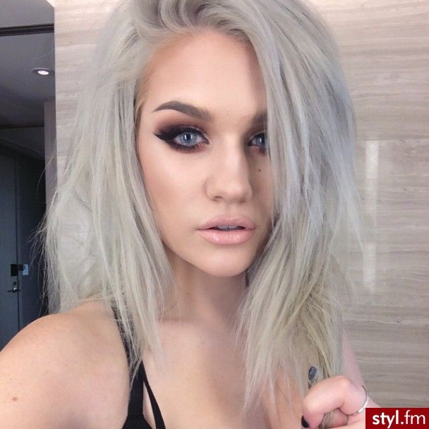 Beautiful Colors For Medium Hair - 20 Sublime Models Hair Color Ideas