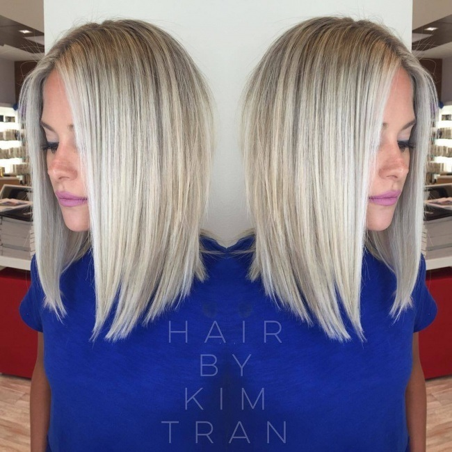 Beautiful long and medium-long hair colors trend New Hair Color Ideas