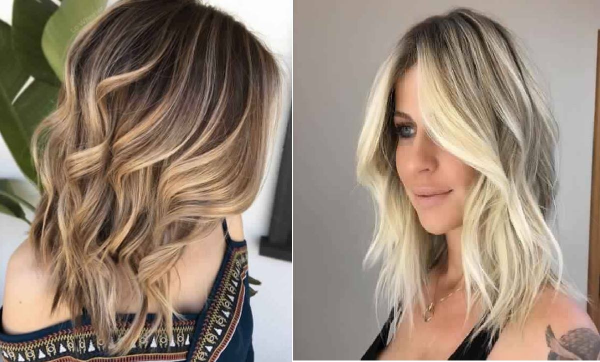 50 Awesome Mid-Long Hair Styles Awesome to Wear in Fall / Winter New
