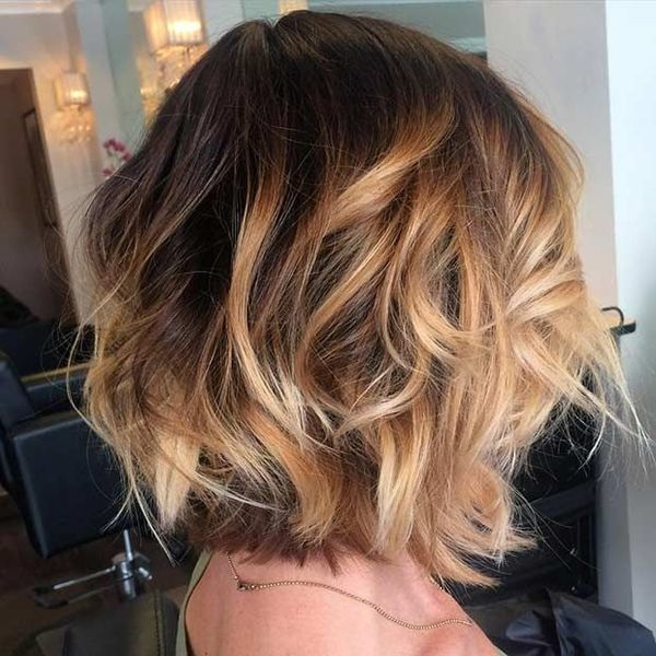 Beautiful cuts and colors hair mid-long trend New Hairstyles Long Hair