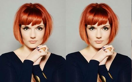 Square Cups for Round Face: The Best Models to Follow New Hairstyle Trends