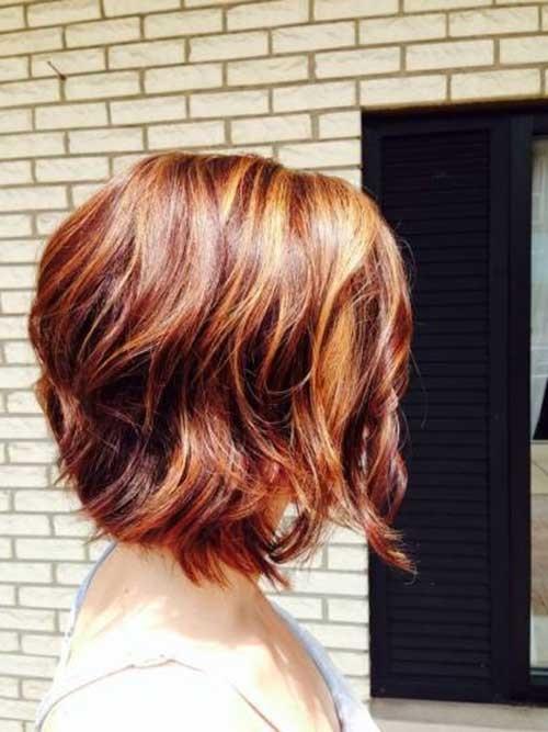 20 beautiful short cuts degraded Hair Cut Trends